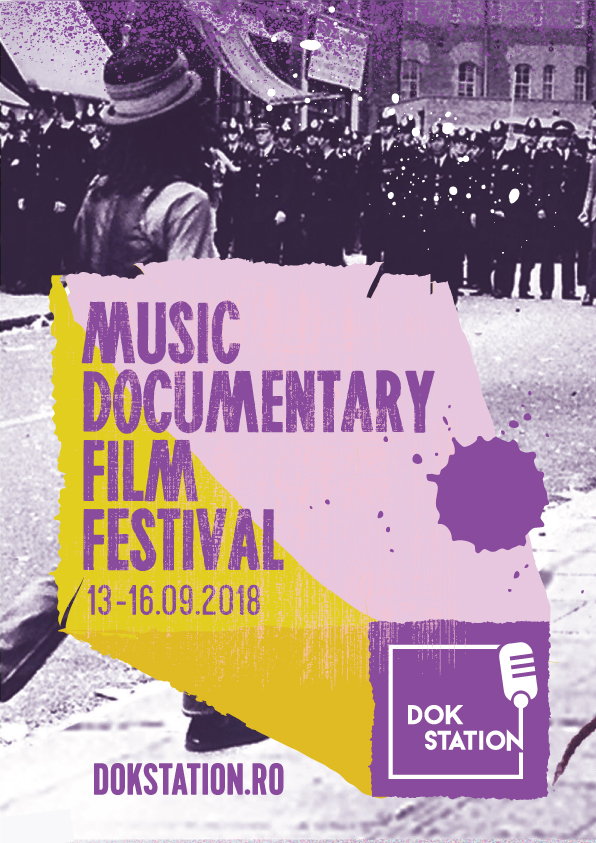 DokStation 2018 - Music Documentary Film Festival
