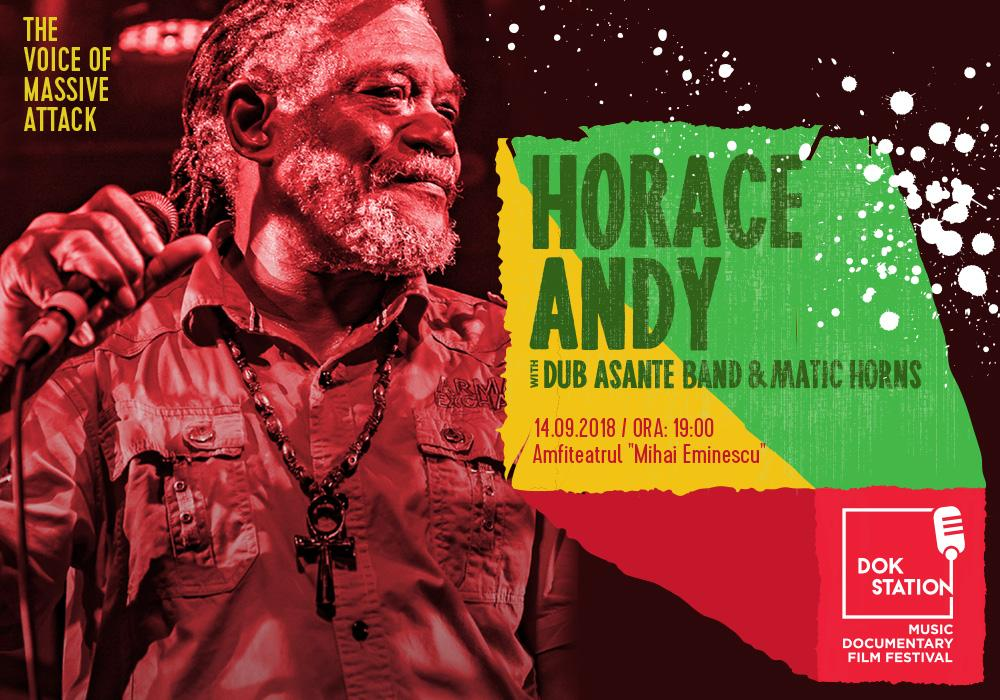 Horace Andy DokStation 2018